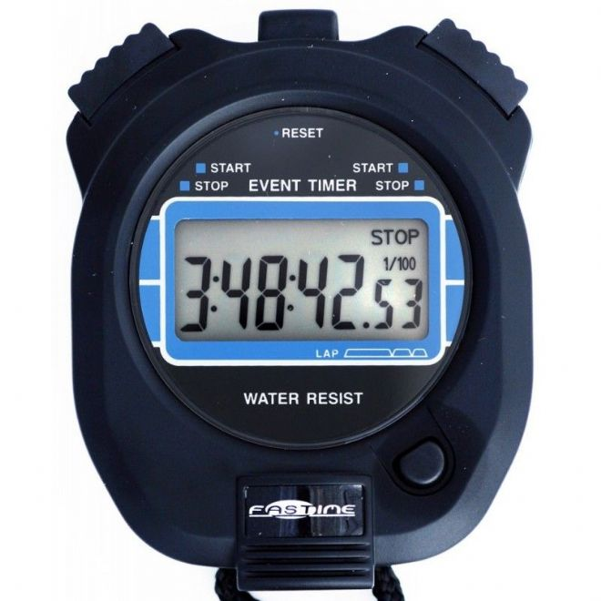 Saturn Stopwatches -  Basic Stopwatches - Single Display - Fastime 3 Stopwatch